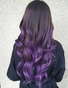 Фиолетовые волосы #64