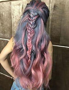 Фиолетовые волосы #72