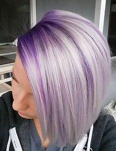 Фиолетовые волосы #76
