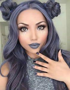 Серые волосы #10