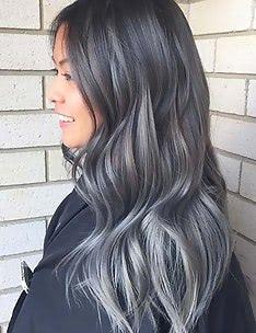 Серые волосы #13