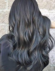 Серые волосы #25