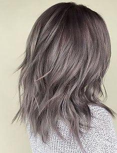 Серые волосы #26