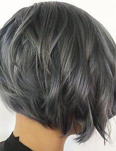 Серые волосы #28