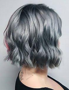 Серые волосы #30