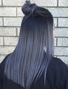 Серые волосы #40