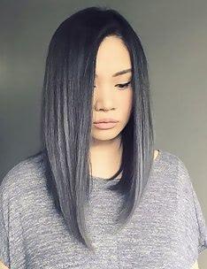 Серые волосы #41