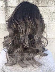 Серые волосы #42