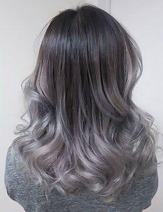 Серые волосы #51