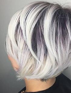 Серые волосы #61