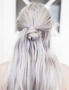 Серые волосы #65