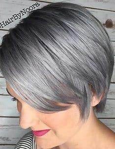 Серые волосы #05