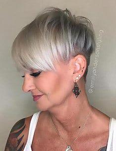 Серые волосы #66