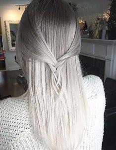 Серые волосы #68