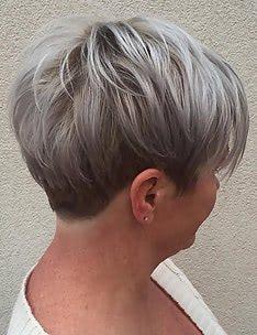 Серые волосы #06