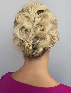 Прически на длинные тонкие волосы #39