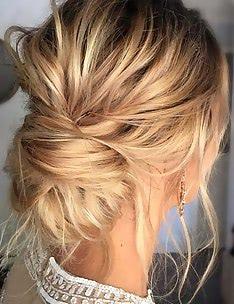 Прически на длинные тонкие волосы #52