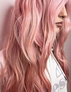 Розовые волосы #06