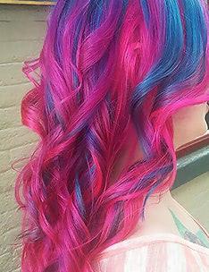 Розовые волосы #23