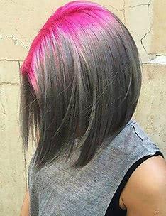 Розовые волосы #32