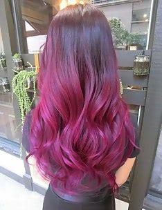 Розовые волосы #39