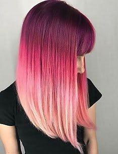Розовые волосы #45