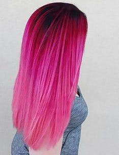 Розовые волосы #48