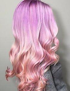 Розовые волосы #49
