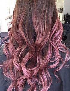 Розовые волосы #50
