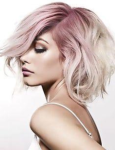 Розовые волосы #63