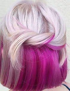 Розовые волосы #72