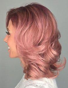 Розовые волосы #82