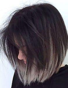 Омбре на короткие волосы #37
